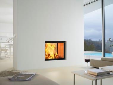 Double-sided Fireplace insert 80x64S II
