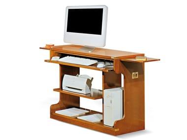 PC wooden writing desk 811 | PC writing desk