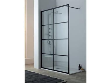 Parete doccia 8PAR53W | Box doccia in 8 sezioni
