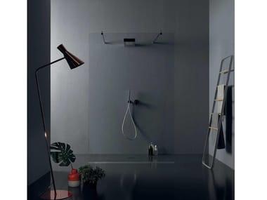 Box doccia centro stanza in cristallo 8PAR54