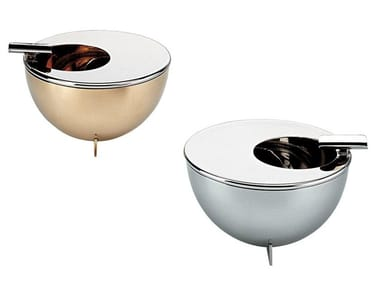 Stainless steel ashtray 90046 - 90047 | Ashtray
