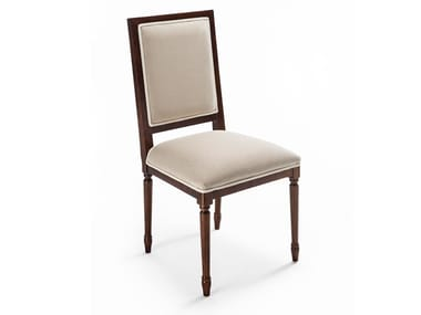 Upholstered fabric chair 9204 | Chair