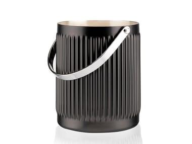 Silver plated ice bucket ELECTRO BRERA | Ice bucket