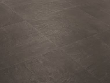 Indoor/outdoor porcelain stoneware wall/floor tiles 99 VOLTE NERO