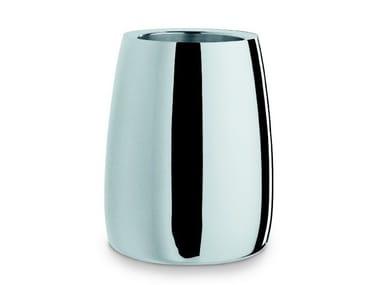 Silver plated vase GOGGIA | Vase