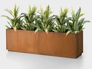 Metal planter A-MODULO
