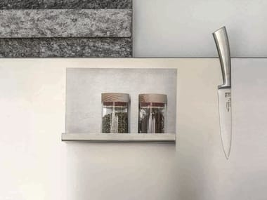 Metal wall shelf A_PPOGGIO