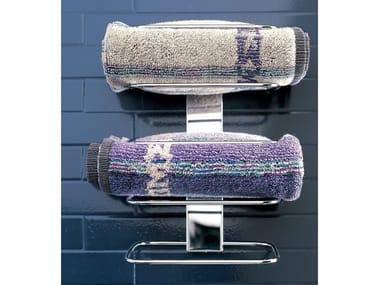 Porta asciugamani per hotel in metallo A0467N | Porta asciugamani per hotel