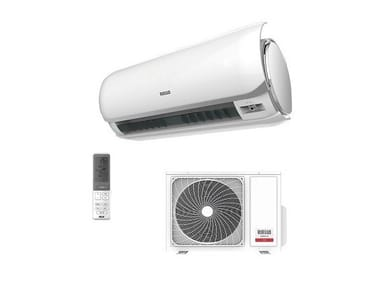 Wall mounted inverter air conditioner with heat pump AARIA S3