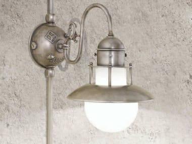 Lampade da parete per esterno in ottone stile classico archiproducts