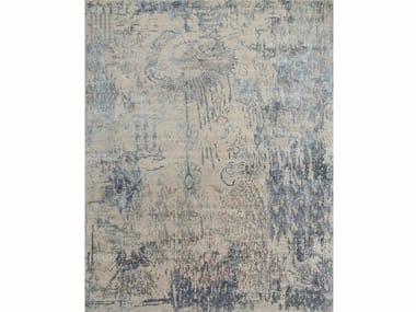 Handmade rug ABER SRB-703 Classic Gray/Skyline Blue