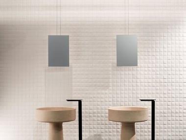 White-paste wall tiles ABITA BIANCO