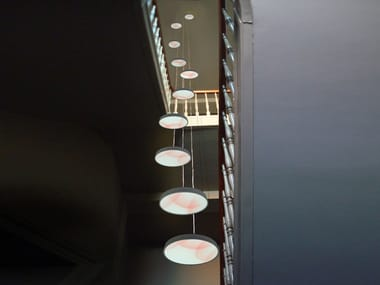 LED pendant lamp with dimmer ABSIS | Pendant lamp