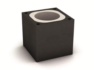 Camera di raccolta e taglio termico monoblocco per camino ABSOLUT | Camera di raccolta