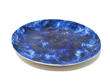 Porcelain plate ABSTRACT | Porcelain plate
