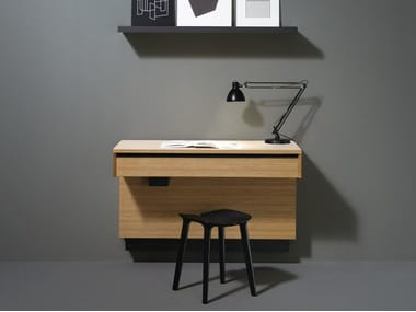 Bamboo kitchen / secretary desk AC 01