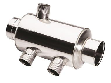 Chimney Flue Heat Exchanger AC-HEX®