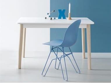 Sedia in tecnopolimero ACADEMY | Sedia