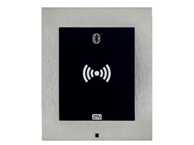 Building automation system for access control 2N® ACCESS UNIT 2.0 BLUETOOTH & RFID