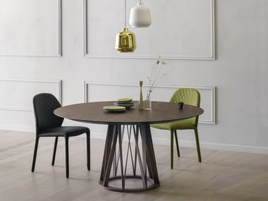 Round dining table ACCO | Round table