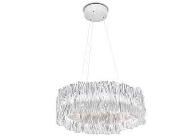 Lentiflex® and Goldflex® LED pendant lamp ACCORDÉON | Pendant lamp