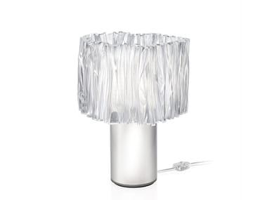 Lampada da tavolo a LED in Lentiflex® ACCORDÉON | Lampada da tavolo