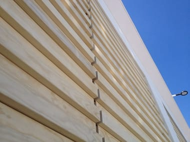 Accoya® panel for facade ACCOYA® CLADDING