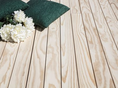 Accoya® wood decking ACCOYA® DECKING