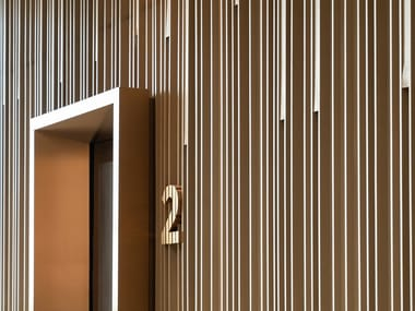 Accoya® wood 3D Wall Cladding ACCOYA® ECG
