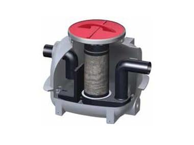 Separatore di liquidi leggeri ACO Coalisator P