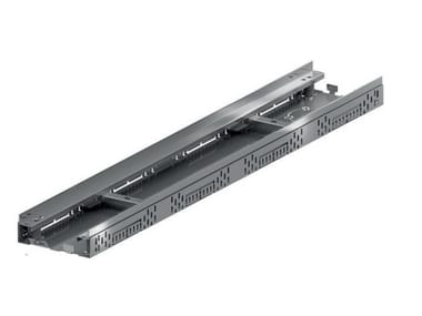 Corpo canale ad altezza regolabile ACO PROFILINE 155 - REGOLABILE