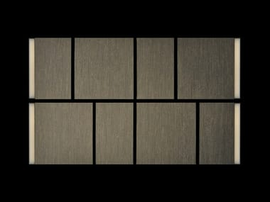 Acoustic panel with integrated lighting ACOUSTIC III