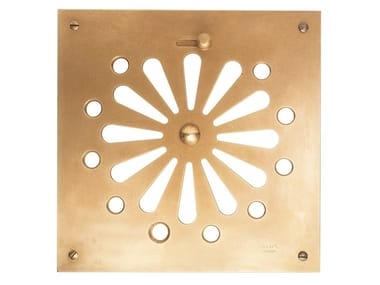 Square brass air vent ACR003 | Air vent