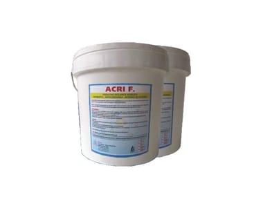 Base coats and impregnating compounds ACRI F