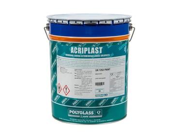 Impermeabilizzazione liquida ACRIPLAST - ACRIPLAST ANTIRADICE