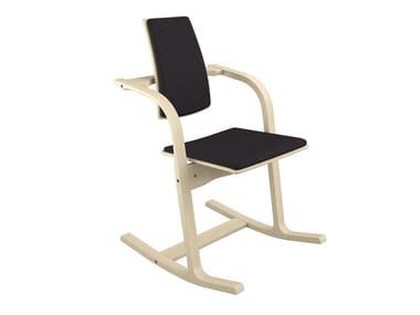 Sedia a dondolo ergonomica ACTULUM™