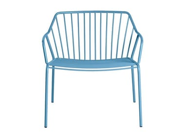 Garden metal easy chair ADA | Easy chair