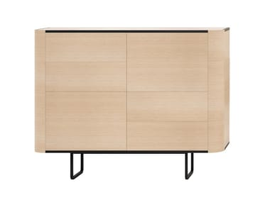 Wooden chest of drawers ADARA   Wooden chest of drawers