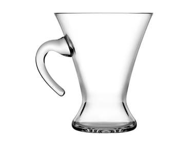 Set of 2 Espresso Glasses ADDICT