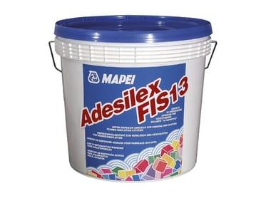 Adesivo e rasatura in dispersione acquosa ADESILEX FIS13