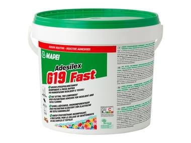 Adesivo epossipoliuretanico bicomponente a presa rapida ADESILEX G19 FAST