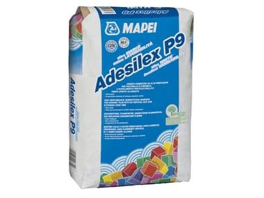 Adesivo cementizio ad alte prestazioni ADESILEX P9