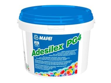 Adesivo strutturale impermeabilizzante ADESILEX PG4