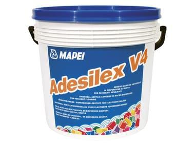 Adesivo per pavimenti resilienti ADESILEX V4