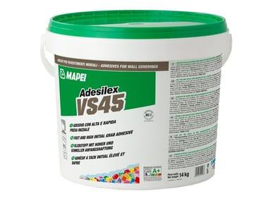 Adesivo per rivestimenti in PVC ADESILEX VS45