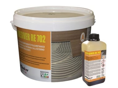 Adesivi pavimenti con sottofondi inasorbenti ADESIVER RE 702 (A+B)