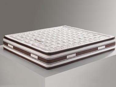 Spring anti decubitus mattress with removable cover ADHARA
