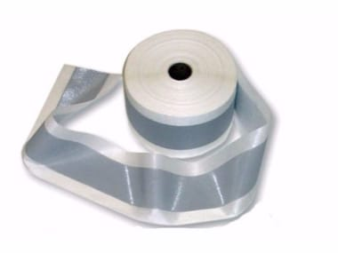Adhesive strip for joint ADHESIVE FOR AQUAZIP SYSTEM