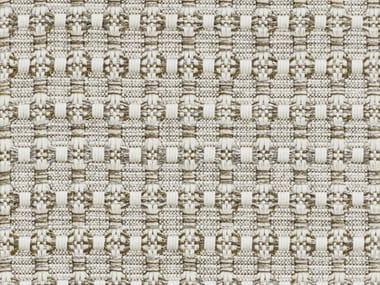 Check jacquard fabric ADORAI