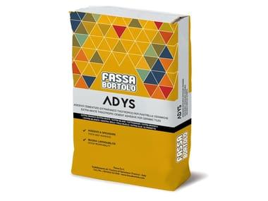 Adesivo monocomponente per pavimenti e rivestimenti ADYS